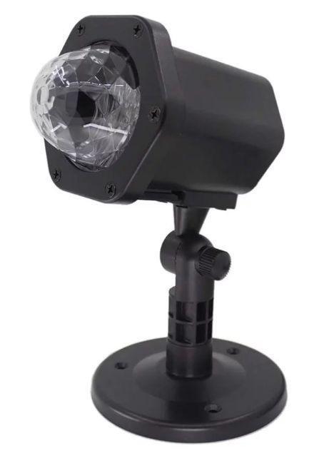 Лазер вуличний полусферный RD-7189 / лазерний проектор