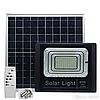 Прожектор JINDIAN  JD-8860 60W SMD, IP67, солнечная батарея, пульт ДУ, встроенный аккумулятор, фото 3