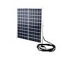 Прожектор JINDIAN  JD-8860 60W SMD, IP67, солнечная батарея, пульт ДУ, встроенный аккумулятор, фото 4