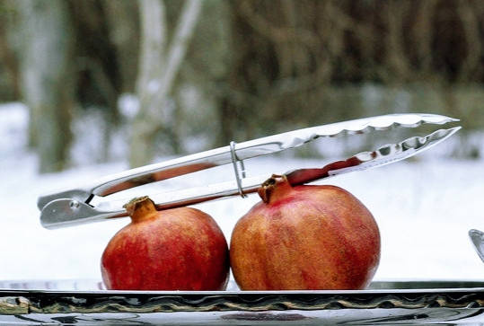 Щипцы - аксессуар для саджа, фото 2