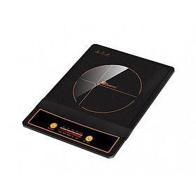 Електроплита DOMOTEC MS-5832 індукційна настільна 2000 Вт сенсорна