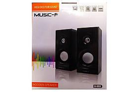 Комп'ютерні колонки Music-F D-093