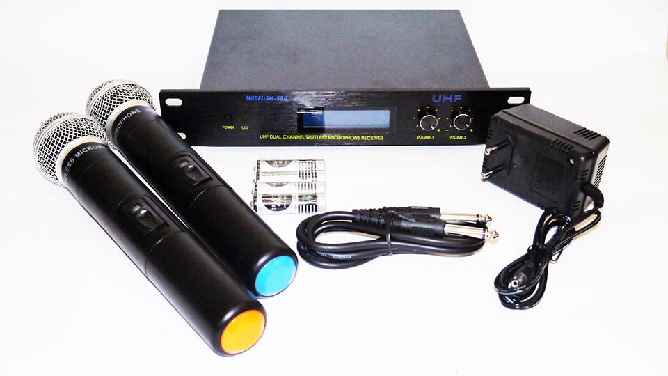Мікрофон Shure SM-58 ІІ