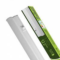Світлодіодний EUROLAMP LED світильник лінійний IP44 12W 4000K (T5)