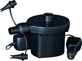 Потужний електричний насос BestWay 62083 (220 вольт + 12 вольт + Акумулятор)