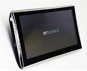 """Автомобільний GPS Навігатор - 7"""" android A7001S+DVR"""