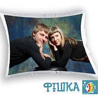 Новинка бархатная подушка