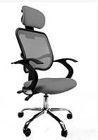 Офисное кресло Ergo обшитое высококачественной тканью