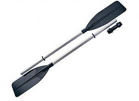 Весла алюмінієві для човнів Intex 69627 (122см)