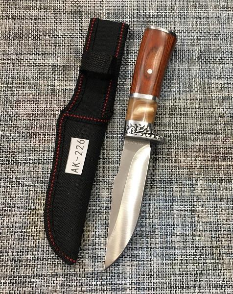Мисливський ніж c Чохлом 21,5 см АК-226