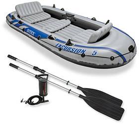 Intex надувний човен 68325 Excursion 5