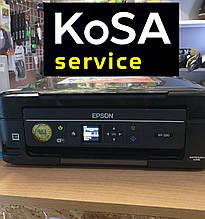 Відремонтували принтер Epson XP-330