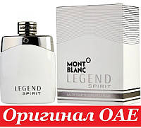 Мужской парфюм Mont Blanc Legend Spirit TESTER Монт Бланк Легенд