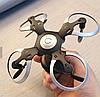 Квадрокоптер Sirius Alpha 415 c WiFi камерой / Складной дрон, фото 5