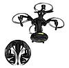 Квадрокоптер Sirius Alpha 415 c WiFi камерой / Складной дрон, фото 6