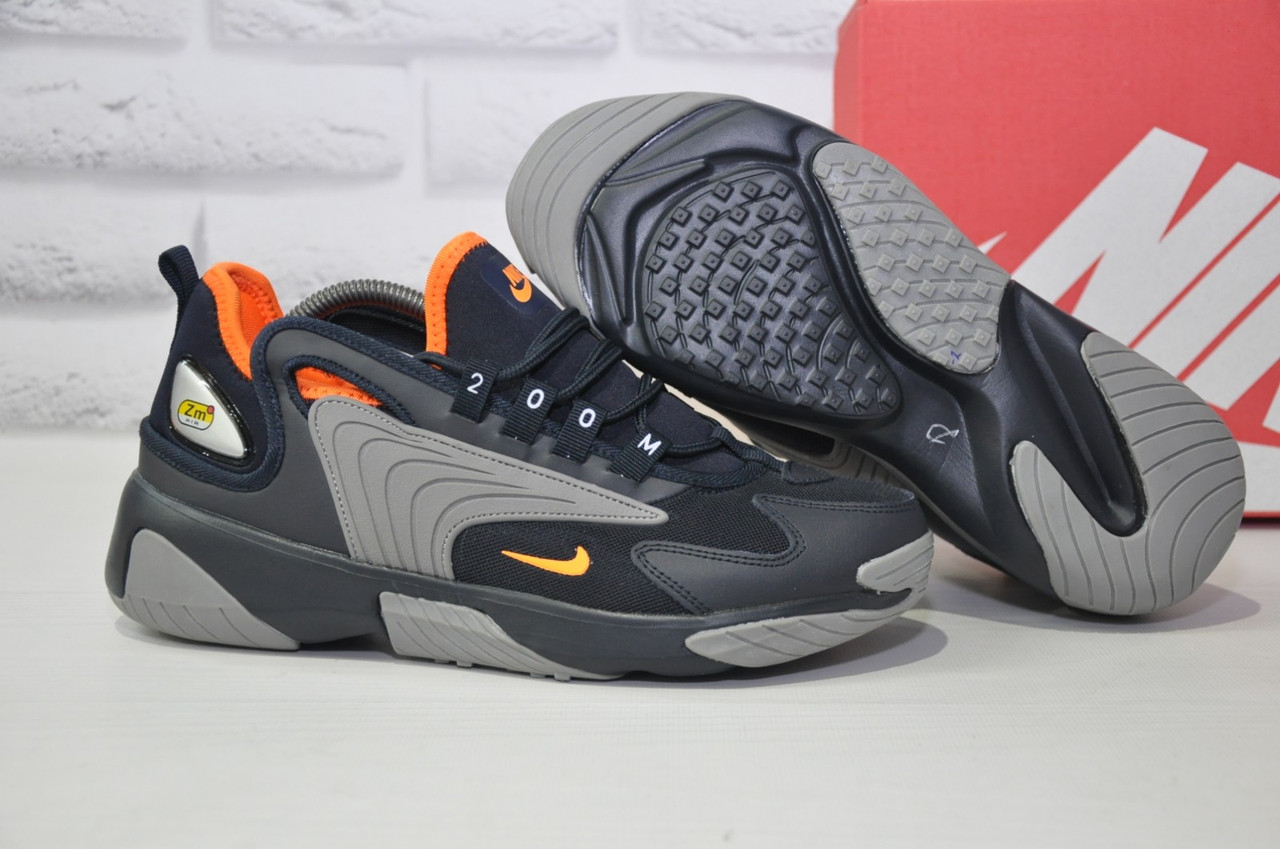 Кросівки чоловічі в стилі Nike Zoom 2K