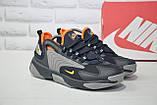 Кросівки чоловічі в стилі Nike Zoom 2K, фото 2