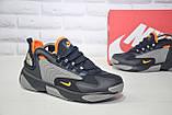 Кросівки чоловічі в стилі Nike Zoom 2K, фото 4