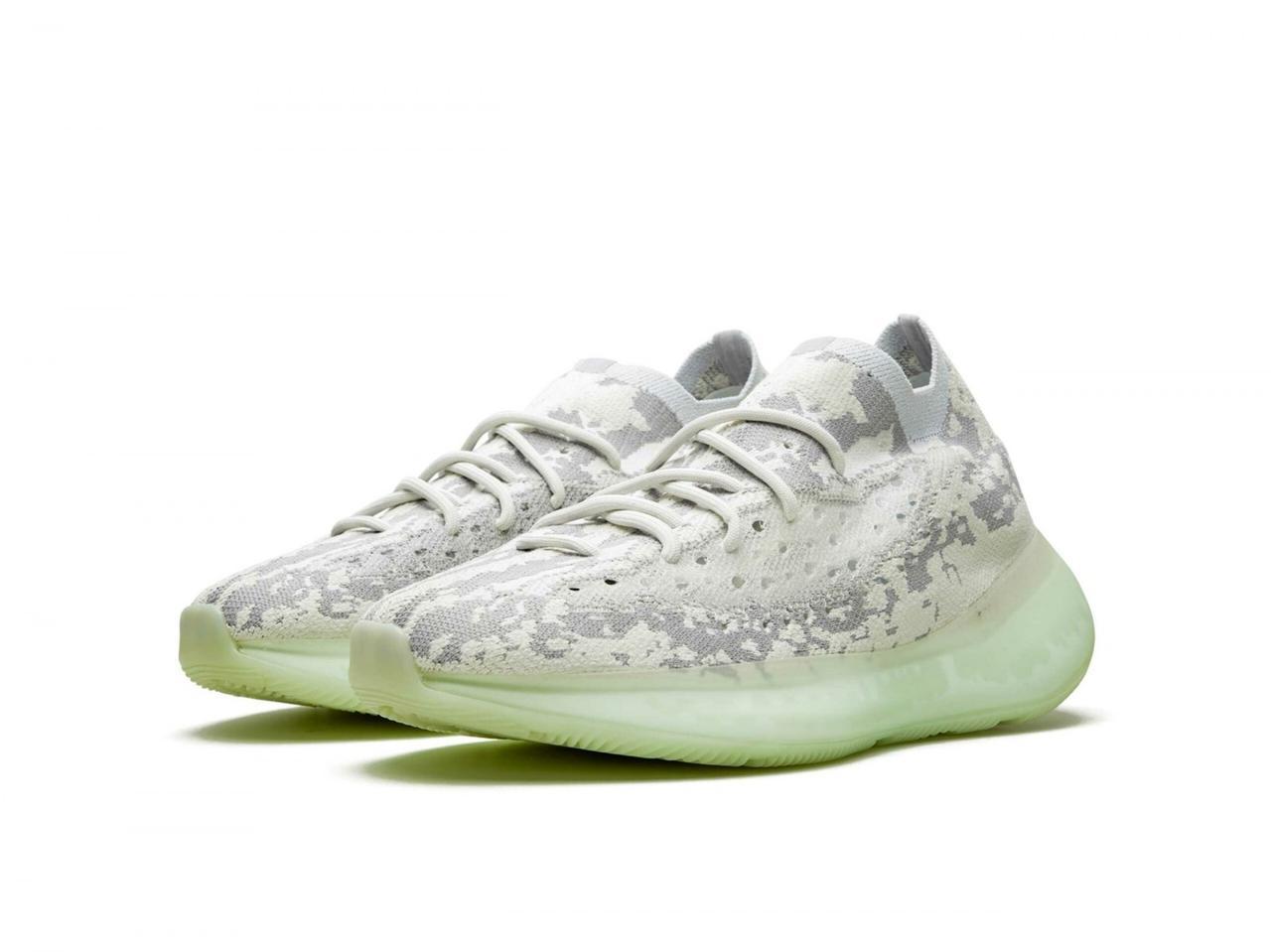Чоловічі кросівки Adidas Yeezy Boost 380 Alien / кросівки Адідас Ізі Бост 380 (Топ репліка ААА+)