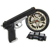 """Іграшка дитяча """"Тир S.W.A.T, дитячий лезерний пістолет"""" музична, пістолет для дітей (игрушечный пистолет)"""