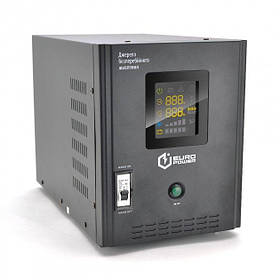 ИБП с правильной синусоидой Europower PSW-EP6000TW48 4200 Вт 20/30А напольный под внешнюю АКБ 48В