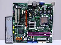 Материнская плата ECS EG31M+E5700 G31 S775/QUAD DDR2
