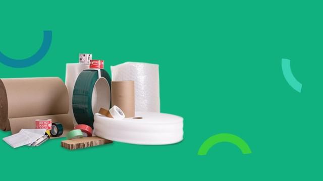 Упаковочные, укрывные материалы