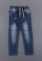 {є:10 років,12 років,4 роки,6 років,8 років} Джинсові штани для хлопчиків S&D, Артикул: DT1044 [4 роки], фото 1