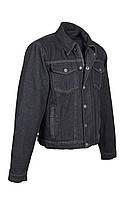 Roleff Aramid Jeans Jacket Black, S Мотокуртка джинсовая с кевларом и защитой
