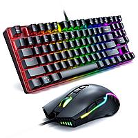 Игровой набор Gaming Combo 2-in-1 Механическая клавиатура ONIKUMA G26 + мышь ONIKUMA CW905