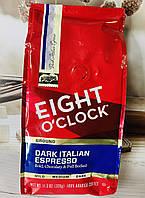Молотый кофе Eight O'clock Итальянский еспрессо