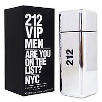 Мужская туалетная вода Carolina Herrera 212 VIP Men