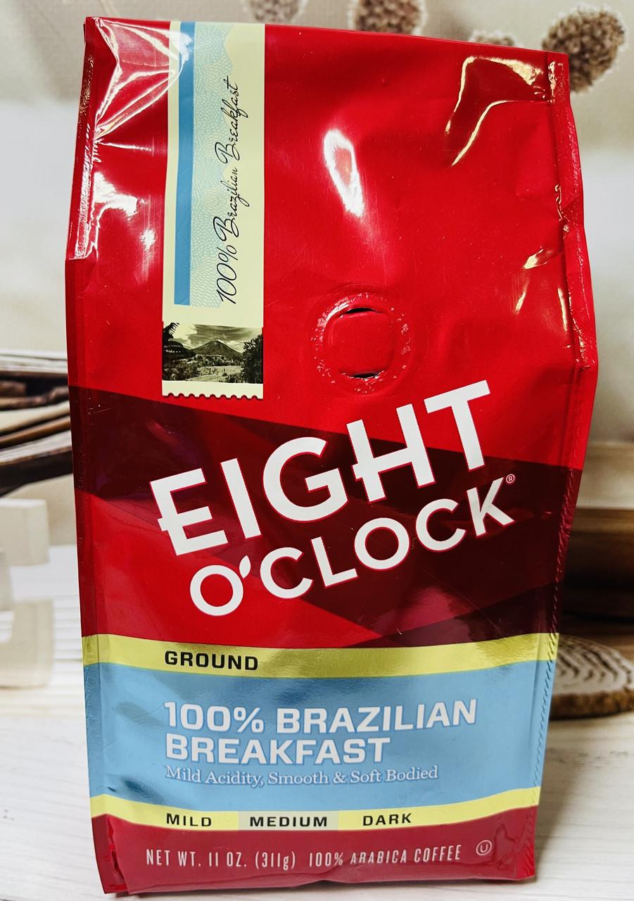 Мелена кава Eight o'clock Бразильський сніданок