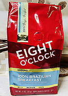 Молотый кофе Eight O'clock Бразильский завтрак, фото 1
