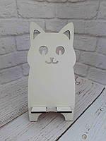 Підставка під телефон. Кіт