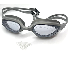 Очки для плавания с берушами в комплекте Sailto , код: G-2300