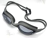 Очки для плавания с берушами в комплекте Sailto , код: G-2300, фото 5