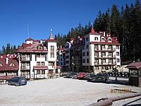 24 000 евро - большая 2-х комнатная квартира с мебелью и камином в горах Пампорово