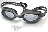 Очки для плавания с берушами в комплекте Sailto , код: G-2300, фото 7