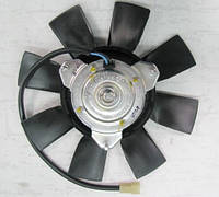 Электровентилятор охлаждения радиатора ВАЗ 2103-08-09, ГАЗ 3110 с фильтром от радиопомех 110Вт(пр-во г.Калуга)