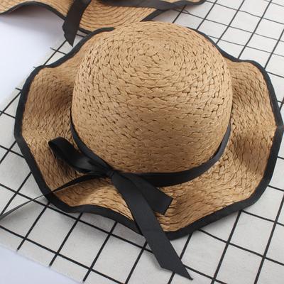 Женская пляжная летняя шляпа Orlanda brown