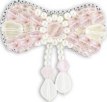 """БП-174 Набор для изготовления броши Crystal Art """"Маленькая кокетка"""", Код товара: 1065512"""