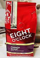 Молотый кофе Eight O'clock Французкая обжарка