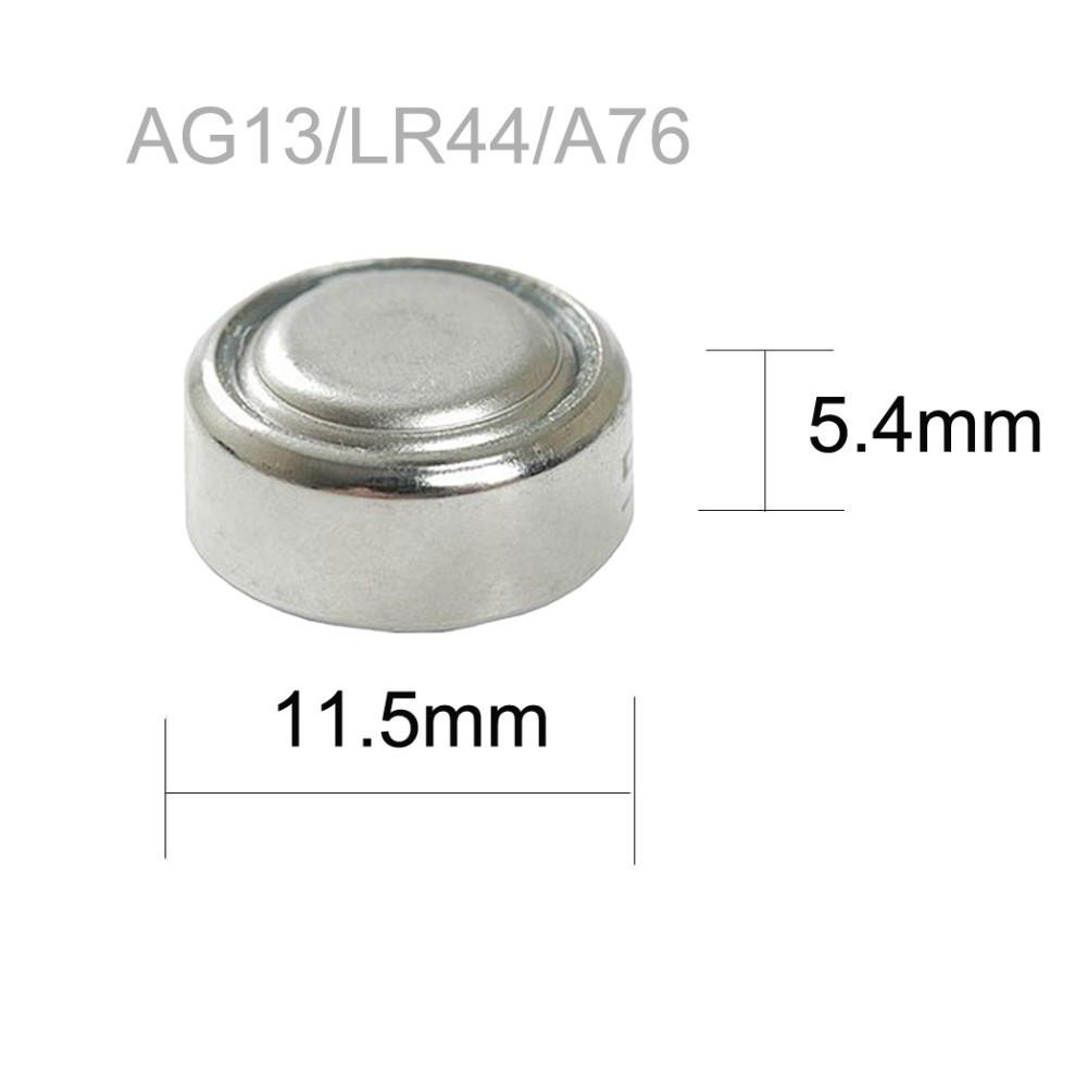 Батарейки AG13,  100шт.
