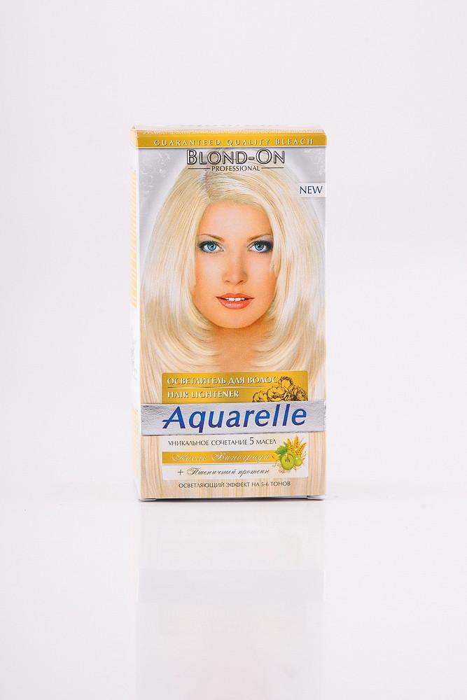 Aguarelle висвітлювач волосcя BLON - ON NEW экстракт бамбука