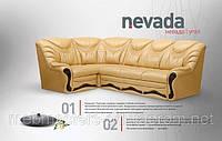 Мягкий угловой диван Невада