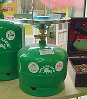 Балон газовий Rudyy Пікнік Vip Rk-2 на 5л