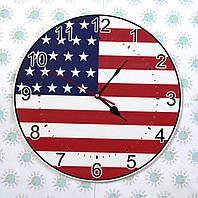 Часы Настенные Америка 40 см