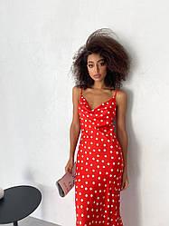 """Сукня """"Мері горох Розмір XS-S і M-""""L. Різні кольори. (0390)"""