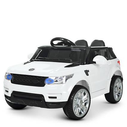 Детский электромобиль RangeRover M 3402EBLR-1 Белый